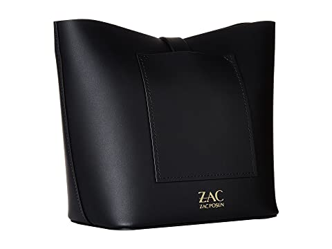 Sale Get Authentic Comfortable For Sale ZAC Zac Posen Belay Small Hobo Black Cheap Authentic Discount Low Price UIjfPy2