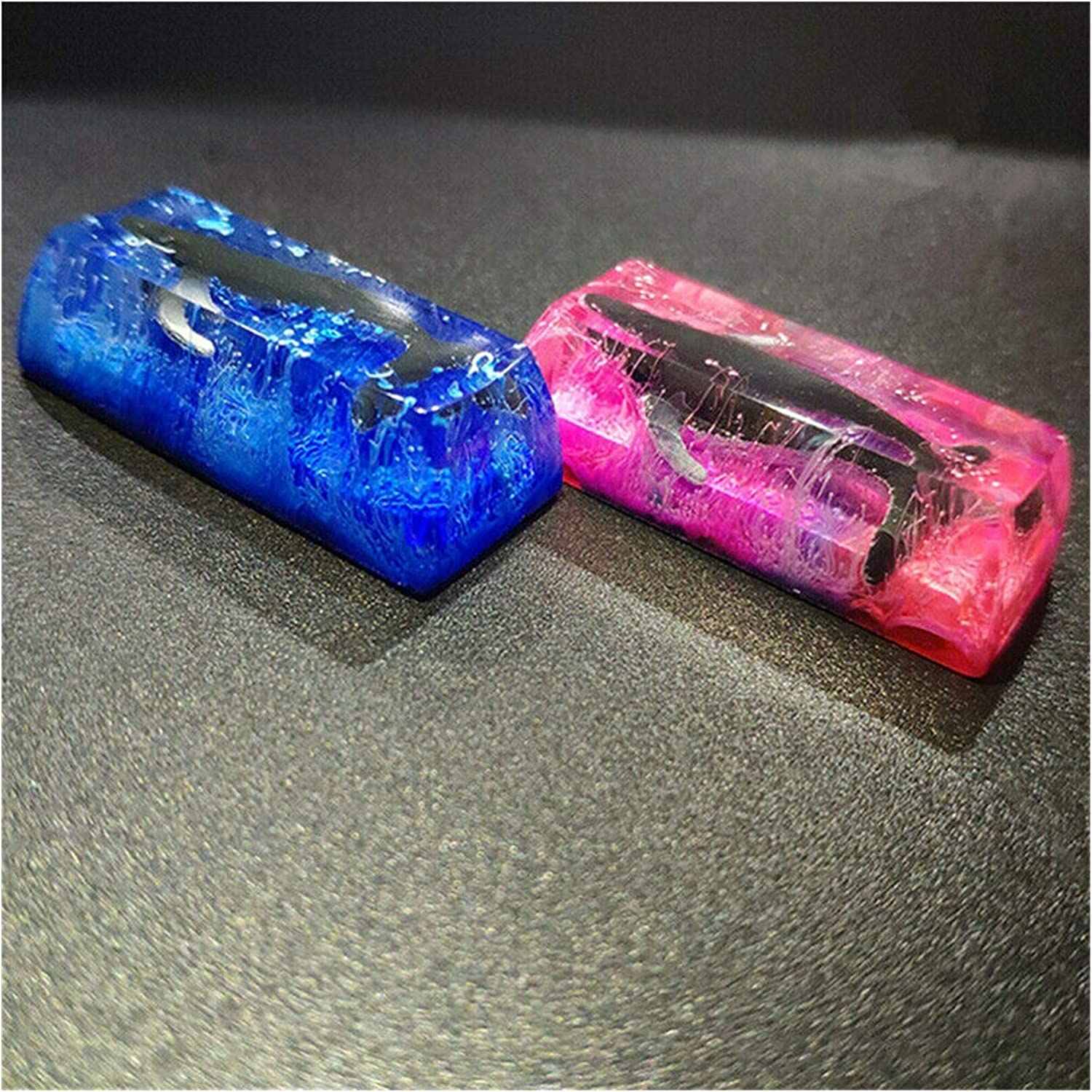 The Sea Keycap Very popular 2.25X Resin Keycaps Key Mechanical Complete Free Shipping Cap Keyboard