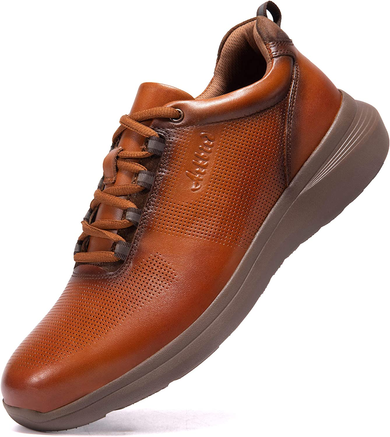Arkbird Discount is also Indianapolis Mall underway Mens Fashion Sneaker Shoes Oxford Casual Leather Genuine