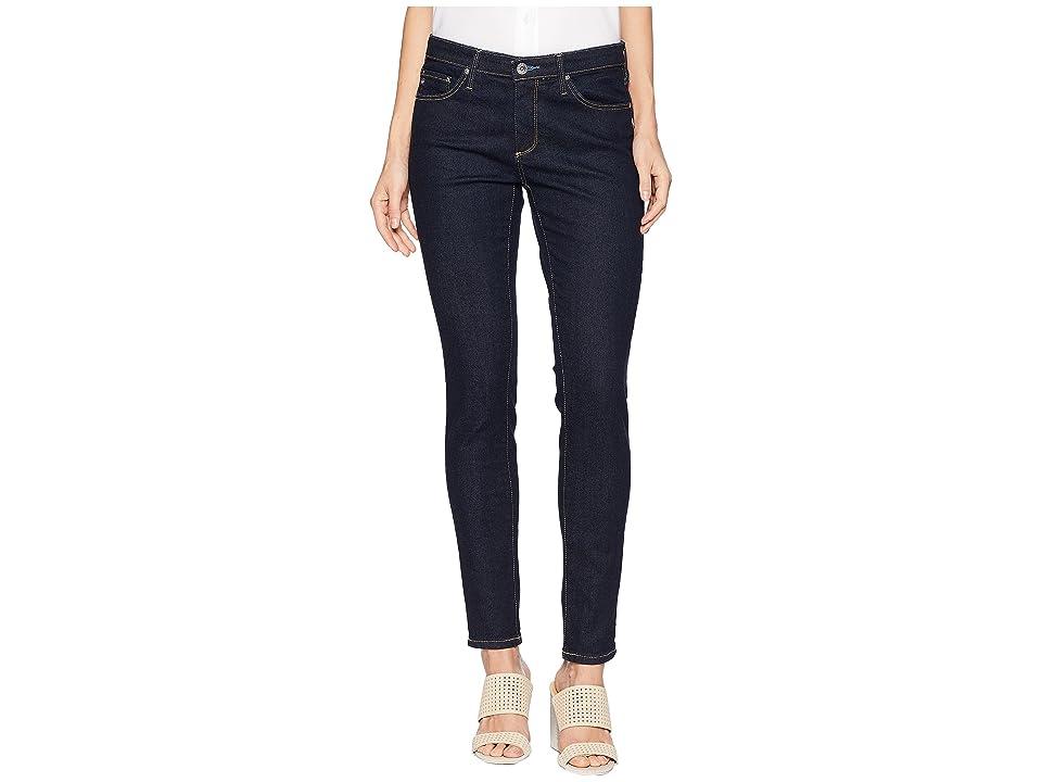 AG Adriano Goldschmied Legging Ankle Jeans in Indigo Spring (Indigo Spring) Women's Jeans, Black