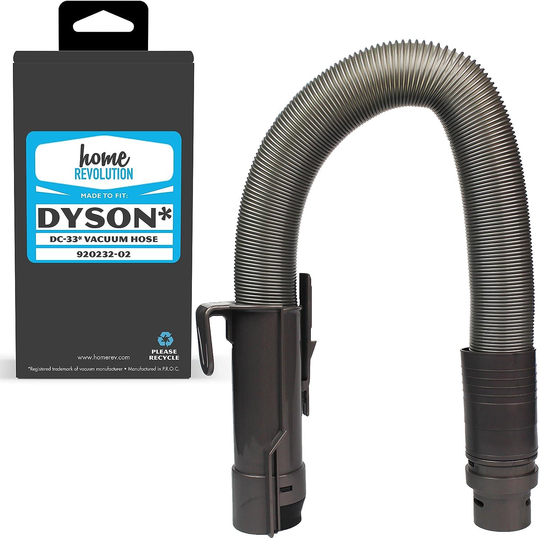 Home 4年保証 Revolution Replacement Vacuum Hose DC33 Dyson 売れ筋ランキング Fits Multi-F