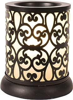 ScentSationals Georgiana Wax Warmer 25w Bulb Air Freshener - Full Size Electric Candle Warmer 120V. Home Décor