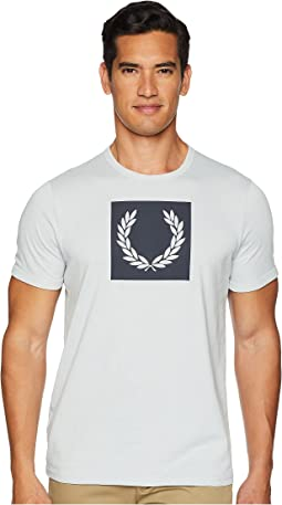 Printed Laurel Wreath T-Shirt