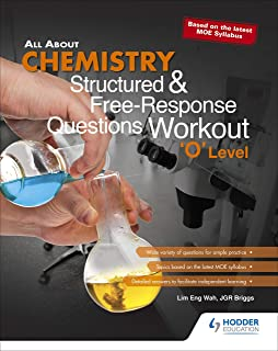 All About Chemistry: Structured and Free-Response Question Workout