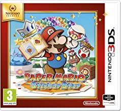 Nintendo Selects - Paper Mario Sticker Star (Nintendo 3DS)