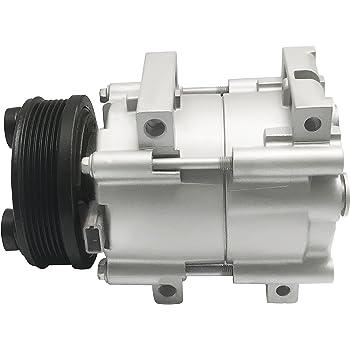 Certified Used Automotive Part A//C Compressor fits Subaru Crosstrek Forester Impreza XV Crosstrek Base - Replaces Z0021226A,73111FJ040,73111FJ041,3100254159 | Grade A