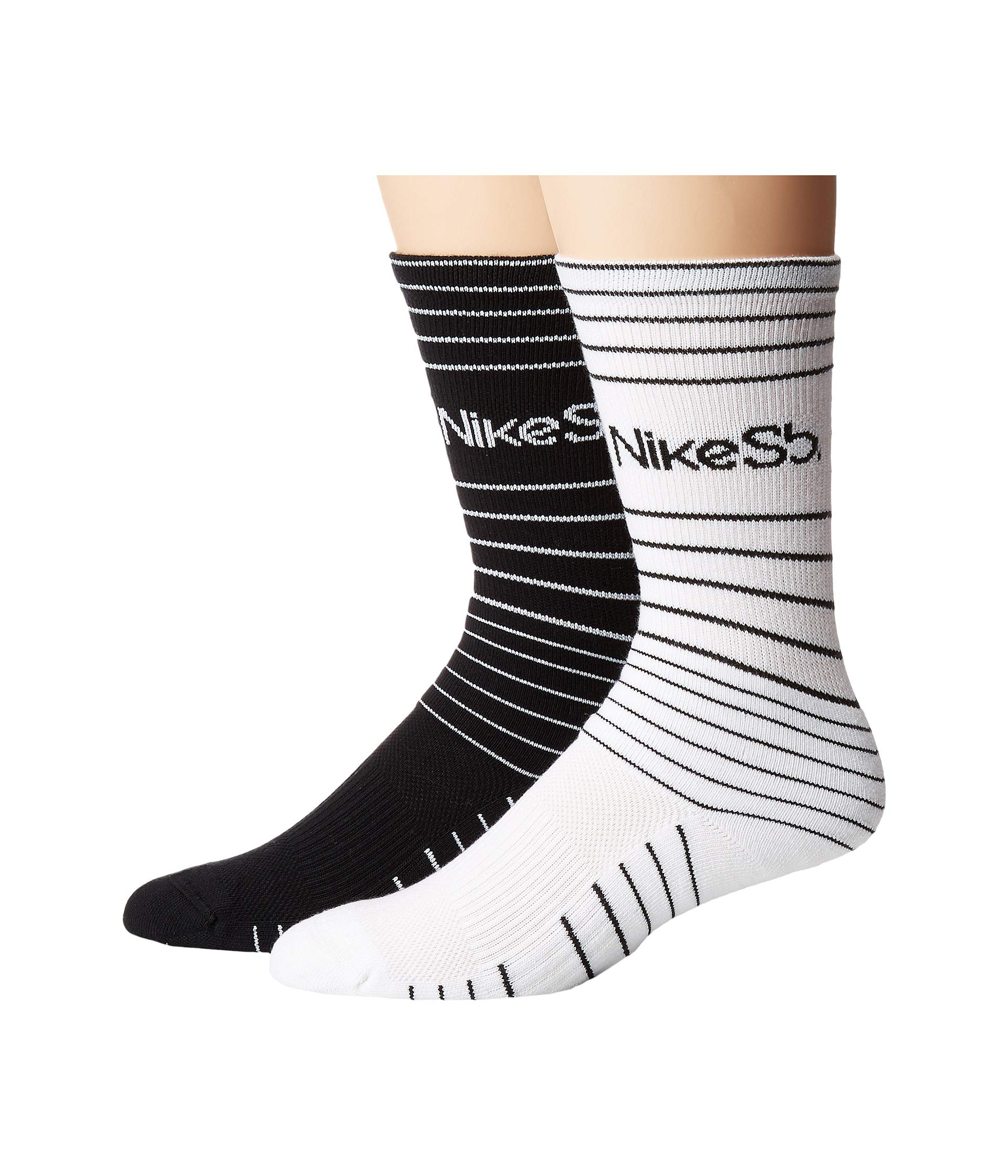pair Crew 2 Socks Multicolor Pack Skateboarding Nike 41pqWwHn