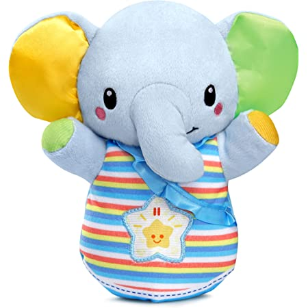 VTech Baby Glowing Lullabies Elephant, Blue