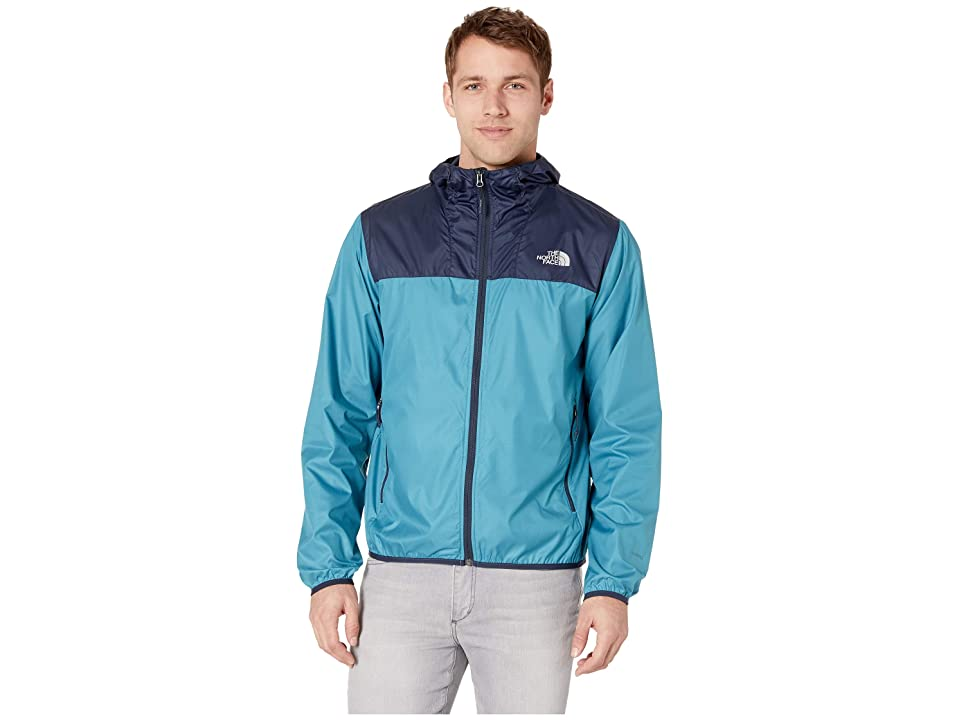 The North Face Cyclone 2 Hoodie (Storm Blue/Urban Navy) Men