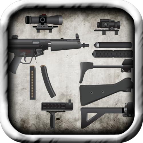 Submachine Gun Builder