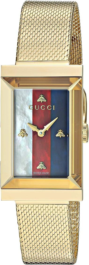 Orologio gucci g-frame donna ya147410