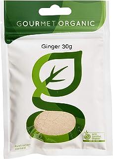 Gourmet Organic Herbs Ginger Ground, 30 g