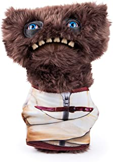 Fugglers, Funny Ugly Monster, 9 Inch Gnawing Terror (Brown) Plush Creature with Teeth, for Ages 4 and Up