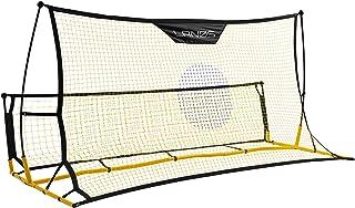 Lanos Portable Soccer Goals with Rebounder - Lightweight...