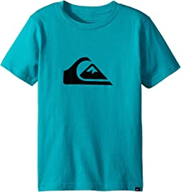 Quiksilver Kids - MW Logo Tee (Toddler/Little Kids)