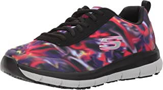 Skechers Womens Women's Comfort Flex Hc Pro Sr Health Care Service Shoe