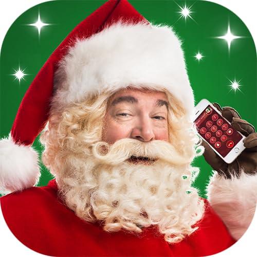 ¡Una llamada de Papá Noel (Santa Claus)!