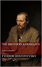 The Brothers Karamazov: Annotated & Illustrated (English Edition)