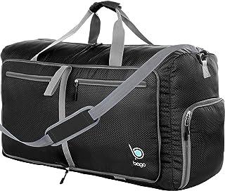 Travel Duffel Bags for Men & Women - Lightweight Folding Duffle Bag Luggage 60L 80L 100L