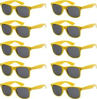 Best bulk yellow sunglasses Reviews