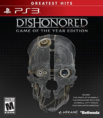 Dishonored: Game of the Year Edition - PS3