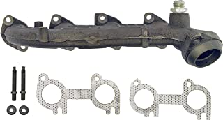 Dorman 674-460 Drivers Side Exhaust Manifold Kit For Select Ford Models,Black