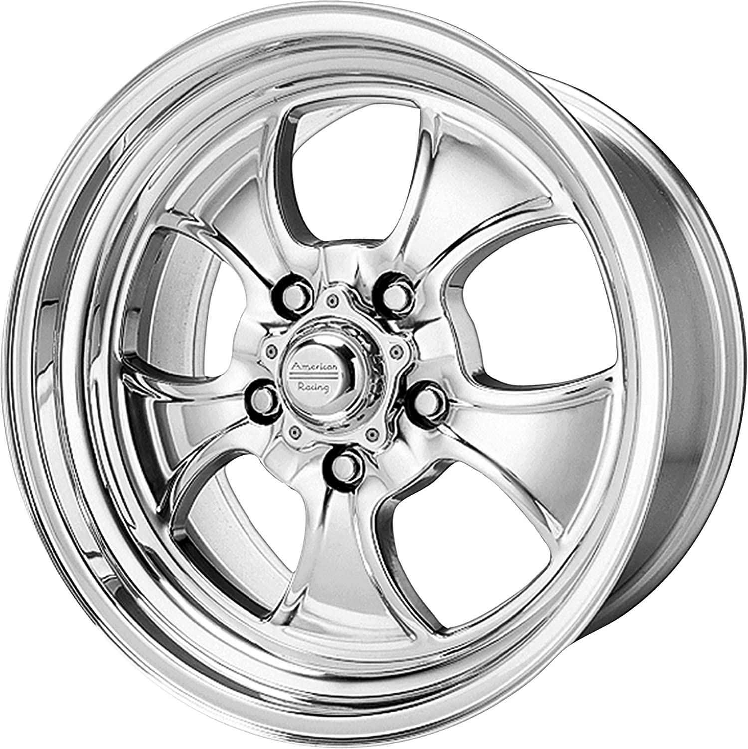 Deal on Spasm price Wheels VN550 15X7 AFTERMARKET Wheel Polished 5X4.5 Colorado Springs Mall -5MM