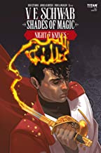 Shades of Magic: The Steel Prince #2.2: Night of Knives (Shades of Magic - The Steel Prince)