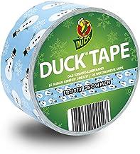 Duck Tape 220882 textieltape, 48 mm x 9,1 m, sneeuwpoppen