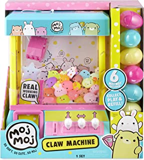 The Original Moj Moj Squishy Toys Claw Machine Playset