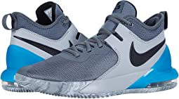 Smoke Grey/Black/Light Smoke Grey/Blue Fury
