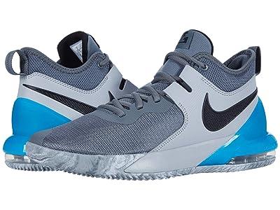 Nike Air Max Impact (Smoke Grey/Black/Light Smoke Grey/Blue Fury) Men