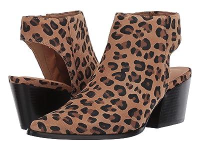 Matisse Odie (Leopard Suede) Women