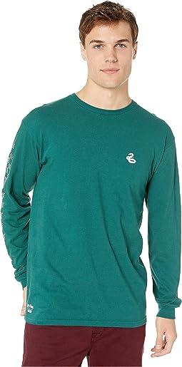 Vans Trekking Green (Slytherin L/S T-Shirt)