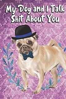 shit talking pug
