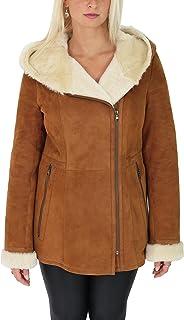 f1fe612c2e Amazon.it: Pelle Di Pecora - Giacche / Giacche e cappotti: Abbigliamento