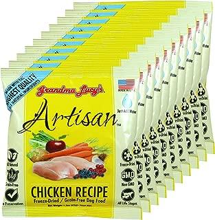 グランマ・ルーシーズ グレインフリー ドッグフード アルティザン/チキン (お試し7日間+3袋セット) お水で戻すだけで簡単手作り食