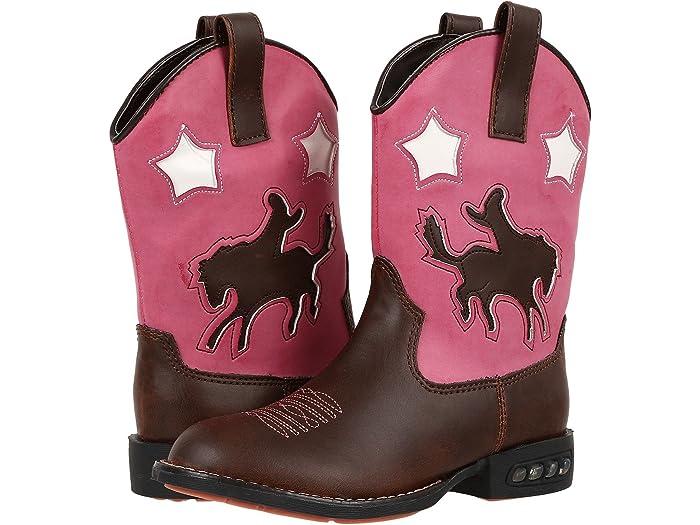 Roper Kids Western Lights Cowboy Boots