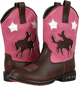 Western Lights Cowboy Boots (Toddler/Little Kid)