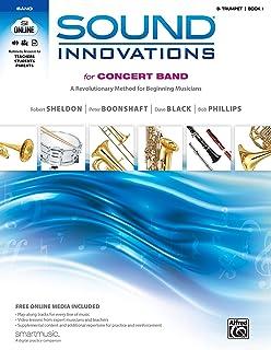 Sound Innovations Concert Band - Bb Trumpet