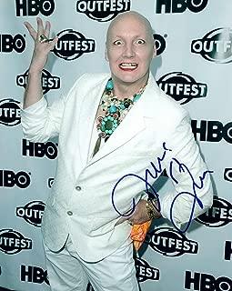 James St. James Signed 8x10 Photo Party Monster RuPaul's Drag Race COA