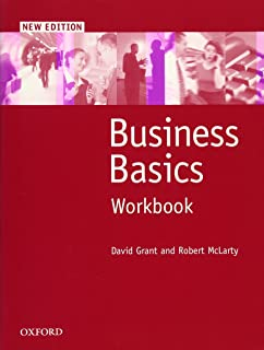 Business Basics: Workbook New Edition