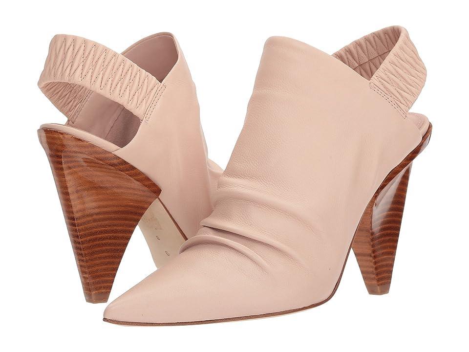 Sigerson Morrison Jeanie (Blush Buttery Leather) Women
