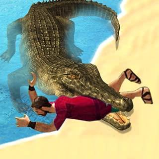 Crocodile Attack Sniper Hunter