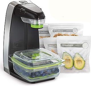 FOODSAVER Fresh Food Preservation System - Black -FFS010