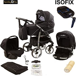Amazon.es: base isofix - Ferriley & Fitz