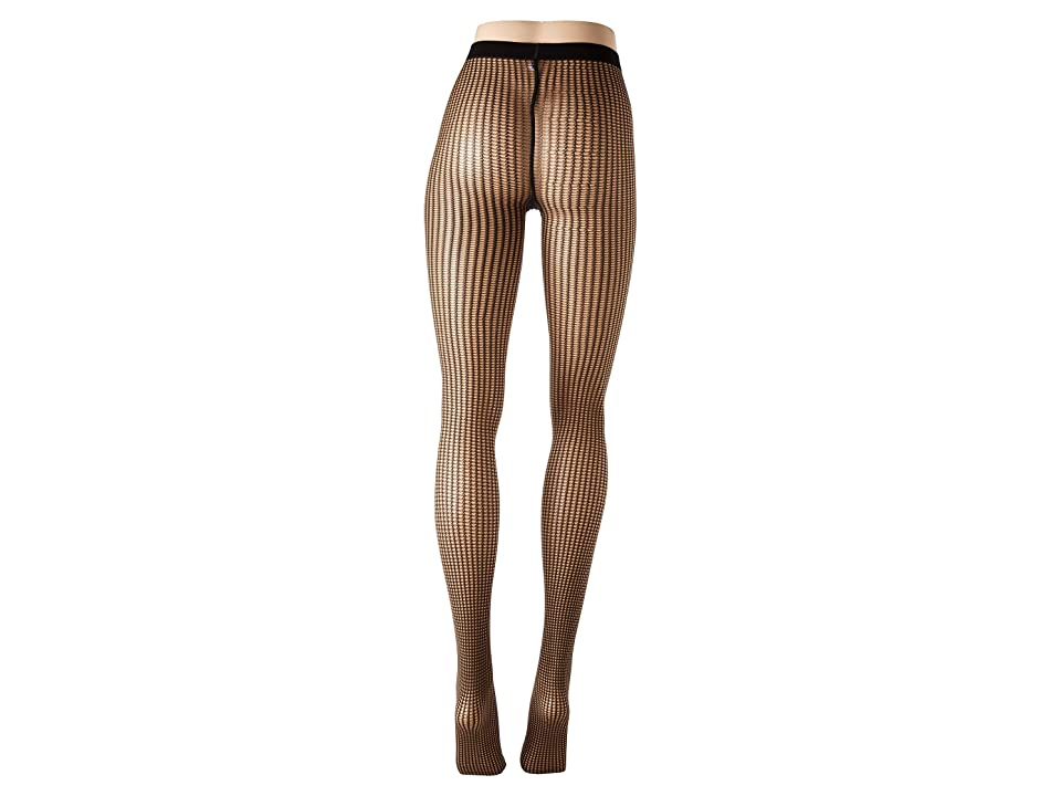 Wolford Mystic Amber Tights (Gobi/Black) Hose, Neutral