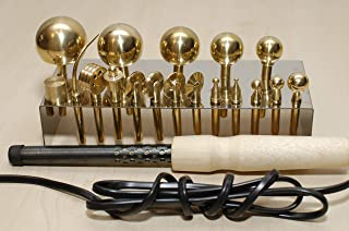 18 High Quality Professional Millinery Flower Making Tools Brass+Soldering iron+FREE VIDEO