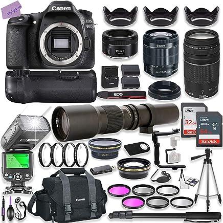 Canon 80D Cámara réflex digital
