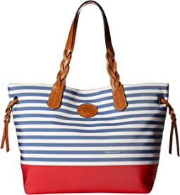 Dooney & Bourke Sullivan Shopper with Solid Bottom